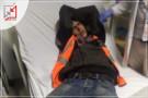 مجهولون يعتدون على أحد عمال النظافة وسط قلقلية