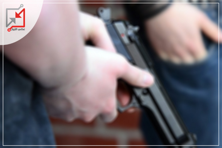 مجهولون يطلقون النار على منزل المواطن/ محمد اسماعيل شنيور