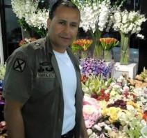 اطلاق النار على الضابط في هيئة التنظيم والادارة/ أيمن أحمد محمود أبو عرب