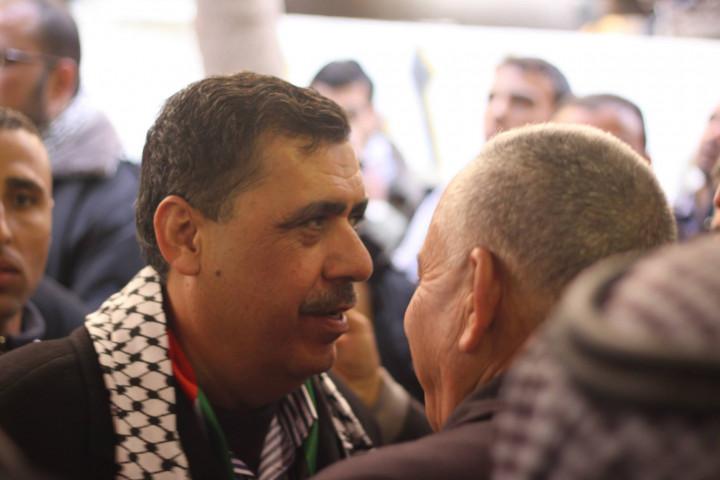 القائد أبو شمالة يطالب قيادة الحركة بالإبتعاد عن هذه الأفعال القذرة