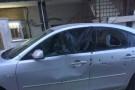 أطلاق نار على سيارة المواطن ابراهيم رباع فى الخليل