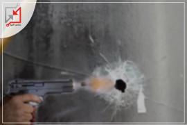 مجهولون يطلقون النار على منزل المواطن شادي نزال في قلقيلية .