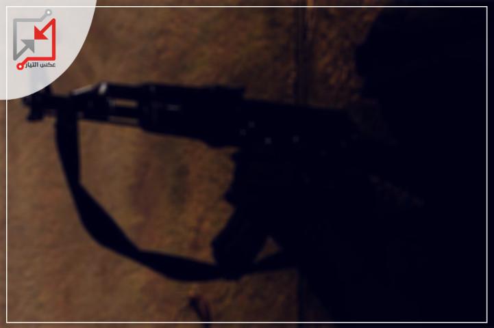 إطلاق نار على منزل المواطن مصطفى صالح من قبل مجهولين فى سلفيت