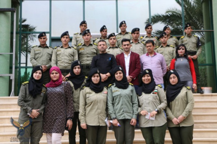 أكاديمية فلسطين للعلوم الأمنية  تتعرض للسرقة