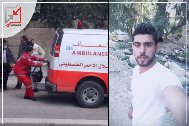 مجهولون يعتدون على المواطن براء حوشيه في جنين