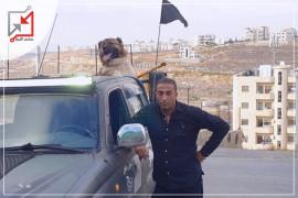 الضابط في المخابرات العامة جمال العمواسي يعتدي على عناصر من الشرطة الفلسطينية
