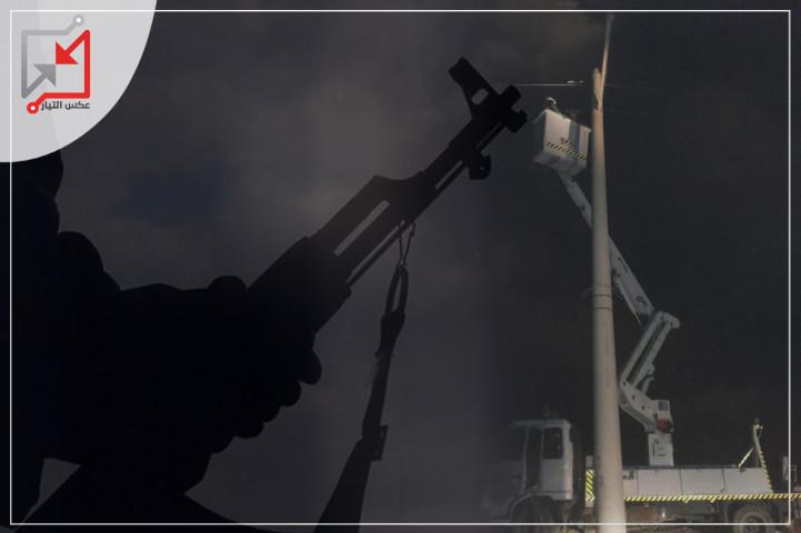 مسلحون مجهلون يطلقون النار على المواطن عدنان الاطرش في الخليل
