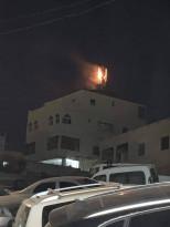 مجهولون يقومون بإطلاق النار على برج إتصالات في الخليل