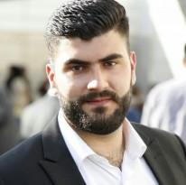 تحطيم سيارة المواطن حازم حسام خليل عرفة