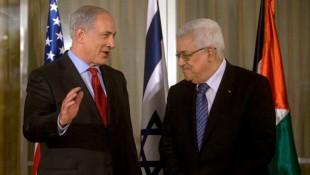 محمود عباس يذهب إلى بيت لحم عن طريق معبر بيتونيا بحماية الاحتلال