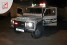 عناصر محسوبون على أحد المتنفذين في السلطة قاموا باطلاق النار على جيب تابع للأمن الوقائي