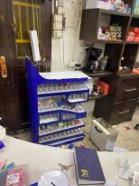 عملية سطو على أحد المحال التجارية في مدينة دورا بالخليل، فجر اليوم