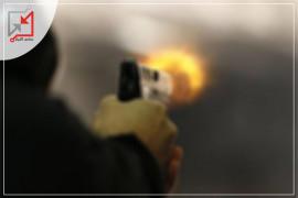 مسلحون مجهولون يطلقون النار على مركبة في نابلس