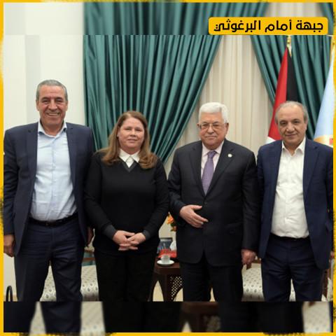 ماجد فرج وحسين الشيخ جبهة أمام طموح البرغوثي للرئاسة