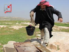 هل تعلم أن السلطة الفلسطينية لا تستطيع حفر بئر ارتوازي إلا بعد موافقة الاحتلال الاسرائيلي