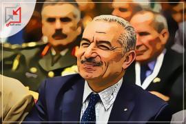 اشتية عاجز عن فحر بئر ارتوازي الا بموافقة الاحتلال