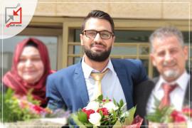 اربع شبان مسلحون قاموا بمحاولة اختطاف المواطن/ محمد اسماعيل يوسف حلاحلة
