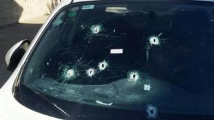 مجهولون يطلقون النار على مركبة المواطني/محمود بريكي