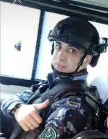 استشـ.ـهاد الرقيب أول في الشرطة/ طارق بدوان متأثراً باصابته ليلة أمس