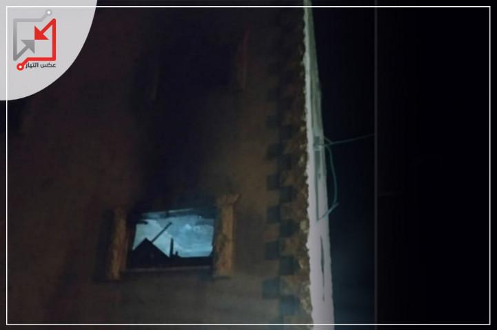 مجهولون يطلقون النار على منزل المواطن حمد مسلم في نابلس