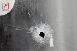 مجهولون يطلقون النار على منزل المواطن وائل الفلاح في الخليل