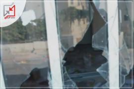 مجهولون يطلقون النار على صالون حلاقة يعود للمواطن حمادة بحر الدم في نابلس