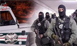 اعتداء العسكري في جهاز الأمن الوقائي/محمد خالد محمد أبو سرور على مواطن