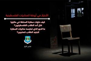 كيف حاولت سفارة السلطة في ماليزيا قتل أحد الطلاب الفلسطينيين؟