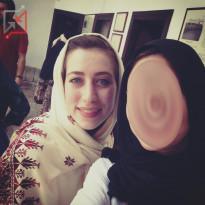 ابنة القيادي الفتحاوي حسام خضر بعد اعتقال والدها والاعتداء عليها كتبت: