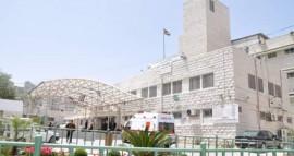 قام أربع شبان بالاعتداء على الطاقم الطبي بمشفى رفيديا
