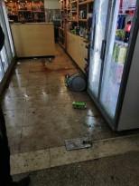 مجهولون يطلقون النار على محل لبيع الخمور في بلدة الزبابدة جنوب جنين