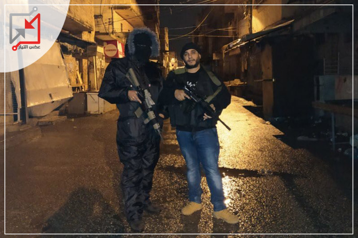 أحد مسلحي نابلس عمار عرفات : الأجهزة الامنية فاشلة