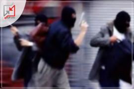 سطو مسلح وسرقة في بيت لحم