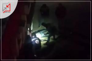 ضرب مواطن على رأسه وتكسيره بسبب خروجه من المنزل في الخليل