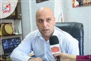 رئيس بلدية قباطية بلال عساف يرفض تطبيق قرار يمنع منح اعفاءات للمواطنين