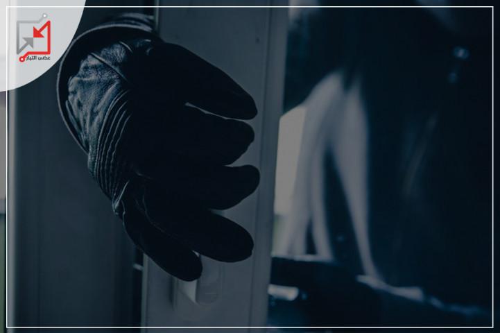 مجهولون يسرقون ممتلكات المواطنين في طولكرم