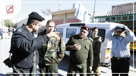 الإرتباط الفلسطيني يسلم مستوطنين للعدو الصهيوني.