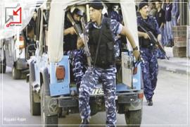 أربع دوريات مسلحة من الأجهزة الأمنية قامت بمداهمة مخزن دخان لم يدفع الصرائب