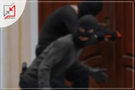 مجهولون يسرقون مخزن يعود للمواطن سمير شواهنة في رام الله