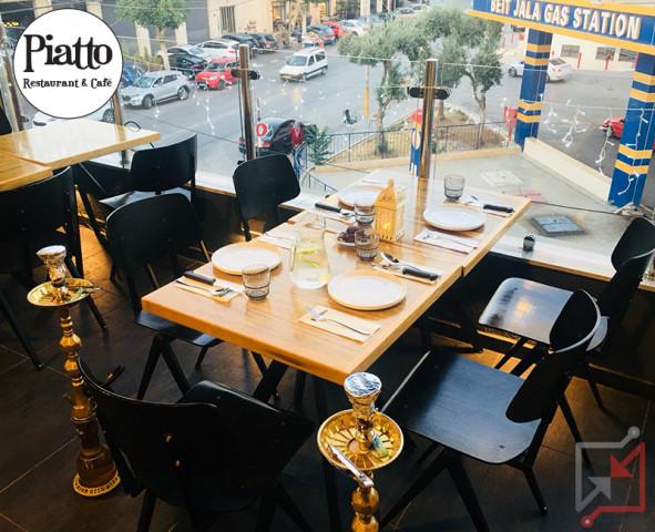 إلقاء قنبلة يدوية محلية الصنع على مطعم ومقهى بياتو