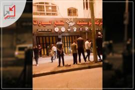مجهولون يطلقون النار على محلات أبو سنينة لقطع غيار السيارات في واد الهرية