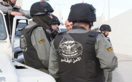 عقيد في جهاز الأمن الوقائي ينشر الفلتان بسلاح حكومي!
