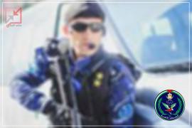 العسكري في جهاز الشرطة الخاصة/ نيال بادي مسعود أبو غزال قام باطلاق النار في الهواء