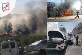 بالصور : قتيلان بإطلاق نار خلال شجار عائلي بلدة حوارة جنوبي نابلس