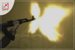 مجهولون يطلقون النار على منزل المواطن أحمد الوحش في بيت لحم