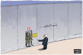 سيّد البلاد لا يستطيع أن يخطو خطة إلا بتنسيق مع الاحتلال!