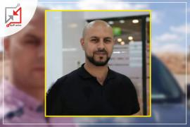 الضابط / صلاح أبو حاشية بجمع عدد من المسلحين ويتهجم على المواطن/ حاتم أبورزق