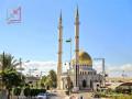 تسليم مستوطن قلقيلية بجوار مسجد الفاتح