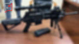 الأجهزة الأمنية تصادر سلاح في أحد الأعراس بمنطقة أم الشرايط