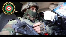 العسكري في جهاز الأمن الوطني/ محمد سعدي ظاهر قام بالاعتداء على أحد جيرانه